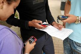 El smartphone en las aulas de Baleares, regulación con matices