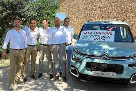 Saez Torrens presentó el nuevo Berlingo en las bodegas Son Prim de Sencelles