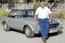 Mercedes 280 SL Pagoda, un coche eterno