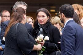 El funeral de Montserrat Caballé reúne al mundo de la política y la cultura en Barcelona