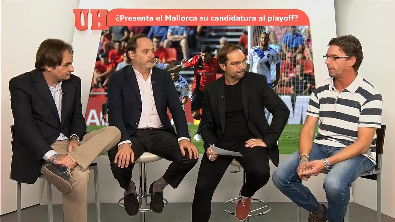 ¿Puede el Mallorca aspirar al playoff?