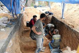 La búsqueda de los tres represaliados en Sencelles finaliza sin el hallazgo de los cuerpos