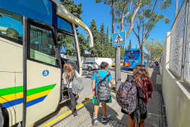 La FAPA pide que se aumenten las líneas en el transporte escolar de Ibiza