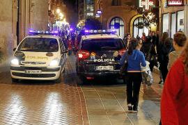 Condenados dos hombres por intentar cinco robos y cometer dos en Palma
