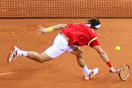 Ferrer tira de épica para acercar la Copa