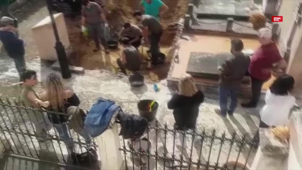 Calvià abre la fosa común del cementerio para exhumar a las víctimas del franquismo