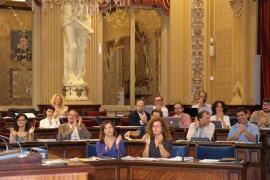 El Parlament pide por unanimidad al Congreso que Formentera tenga senador propio