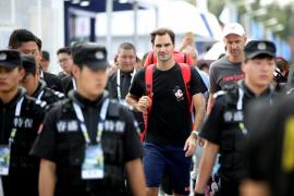 Federer sobre la acción de Verdasco: «Los tenistas tenemos que respetar a los recogepelotas»