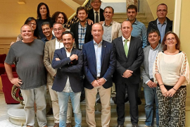 Unanimidad en el Parlament para que Formentera tenga senador propio