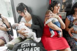 La baja por maternidad no tributa