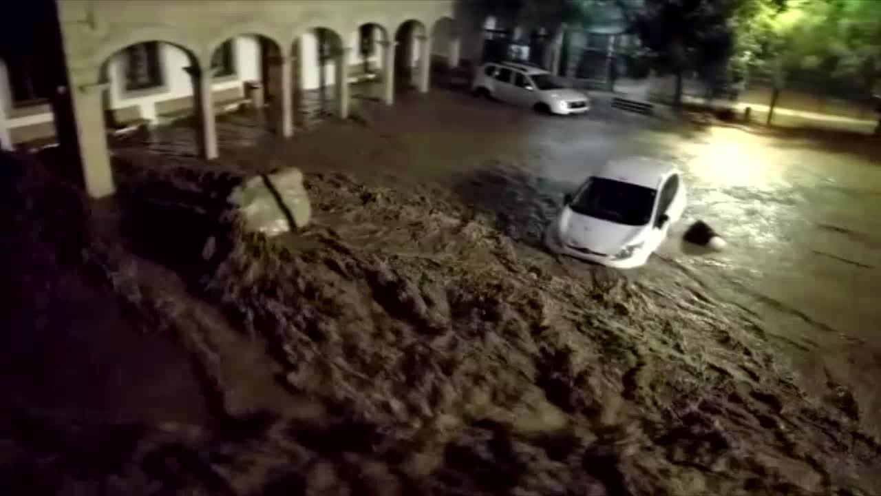 Al menos 6 fallecidos y unos 20 desaparecidos por el desbordamiento del torrente en Sant Llorenç