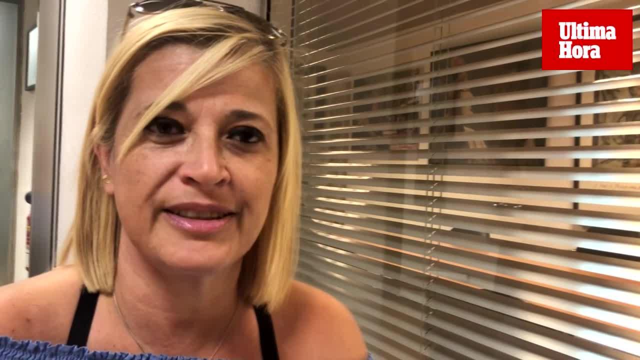 Mari Pau Díez, mujer maltratada: «Hay que revisar y endurecer la Ley de Violencia de Género»
