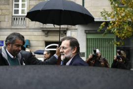 Rajoy dice que lo que viene es «muy difícil» pero tiene las «ideas claras»