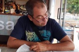 Llamamiento de ayuda para localizar a un vecino de Sant Llorenç