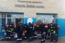 80 efectivos de la Unidad Militar de Emergencias ya están en Mallorca para reforzar la búsqueda de desaparecidos