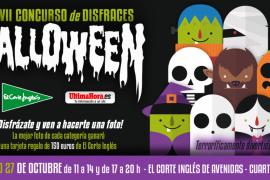 VII Concurso de Disfraces de Halloween