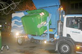 El Ajuntament estima que casi 10.000 viviendas de Palma no pagan la tasa de basuras