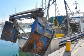 Un nuevo sistema de pesca de arrastre reduce el impacto sobre el fondo marino