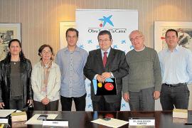 La Caixa financia cinco proyectos contra la pobreza y la exclusión en Mallorca