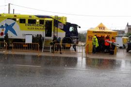 Regresan las lluvias a Sant Llorenç