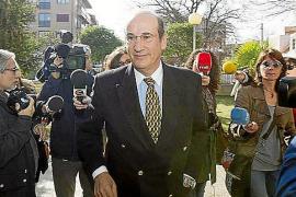 Absuelven a Francis Franco de un delito de atentado contra la autoridad