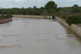 La Aemet extiende la alerta naranja hasta las 21 horas en Mallorca y Menorca