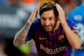 Leo Messi, protagonista del nuevo espectáculo del Cirque du Soleil