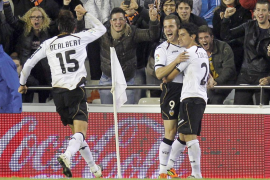 Soldado dejó los puntos en casa ante un Espanyol que plantó cara