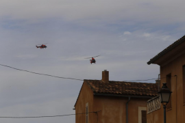 La Guardia Civil derribará los drones que sobrevuelen la zona de Sant Llorenç