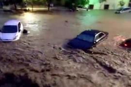 La tormenta mortal de Sant Llorenç, un «tsunami fluvial» de 400m3 por segundo