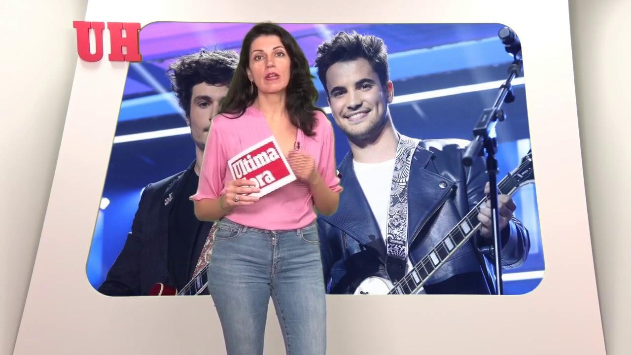 Joan Garrido, nominado en la tercera gala de Operación Triunfo