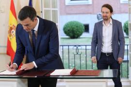 Gobierno y Podemos pactan un salario mínimo de 900 euros