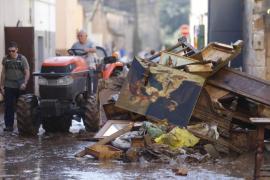 El Gobierno declarará la zona del Llevant «de emergencia» para agilizar las ayudas