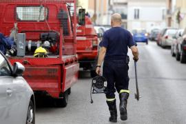 Cort destina decenas de efectivos a las labores de rescate y saneamiento en el Llevant de Mallorca