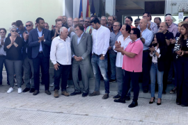 La FFIB y el Real Mallorca planean un acto solidario conjunto en favor de los damnificados por el temporal