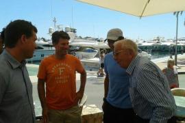 Fallece Sir Doug Ellis, histórico presidente del Aston Villa muy vinculado a Mallorca
