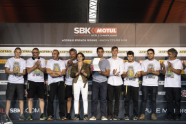 El DS Junior Team de David Salom, campeón del mundo de SSP300