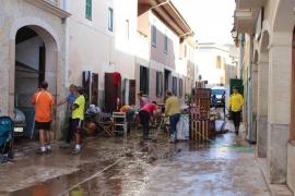 Cubren la cuota de voluntarios para acudir este viernes a Sant Llorenç a ayudar tras las inundaciones