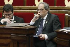 El Parlament catalán reprueba al Rey y pide abolir la monarquía
