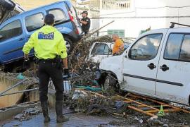 El Govern activó el plan de emergencia dos horas después de la tormenta