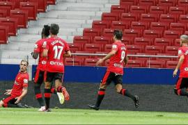 Carlos Castro volverá a la convocatoria del Mallorca contra el Granada