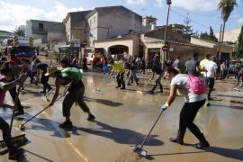 La Diócesis de Mallorca destinará las colectas de este fin de semana a los afectados por las inundaciones