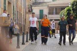La familia de Joana Lliteres contacta con el ciclista que salvó la vida de la niña
