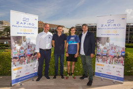 El Zafiro Palma Marathon tomará Ciutat