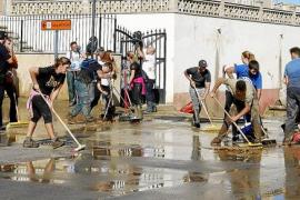 Sant Llorenç: la zona cero de la solidaridad