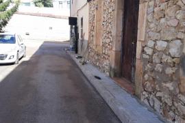 Las calles de Sant Llorenç comienzan a recuperar la normalidad