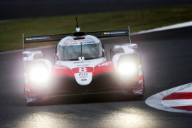 Alonso saldrá primero en las Seis Horas de Fuji