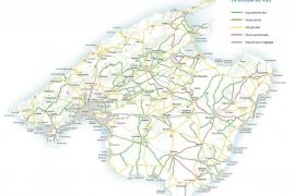 El Consell señalizará las carreteras adecuadas para los ciclistas