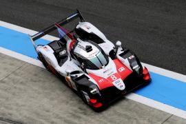 Alonso segundo en Fuji, donde ganó el Toyota del argentino 'Pechito' López