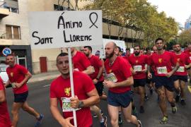 El atletismo toma el corazón de Palma